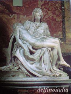 サンピエトロ・ピエタ像