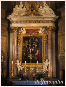 サンタマリアデッラニマ教会3