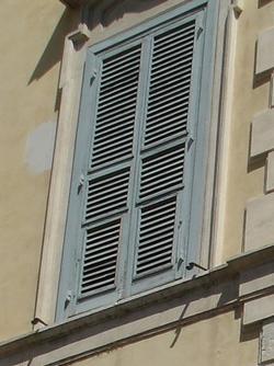 ローマの窓