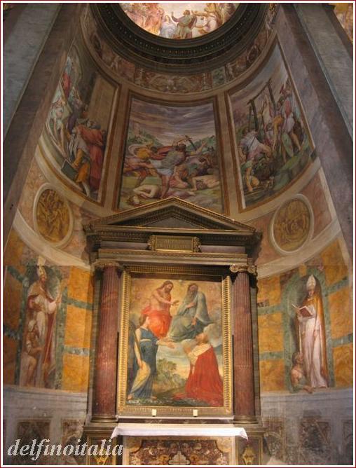 サンタマリアデッラニマ教会5
