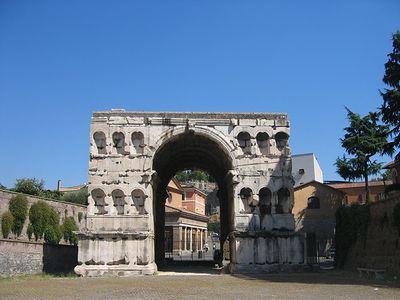 ジャーノ門