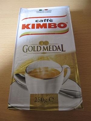 Kimbo Gold medal