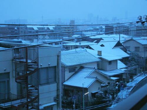 雪景色091219