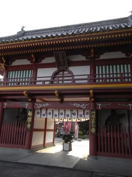 極楽寺入り口