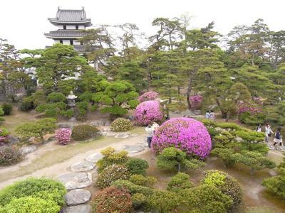 玉藻城庭園