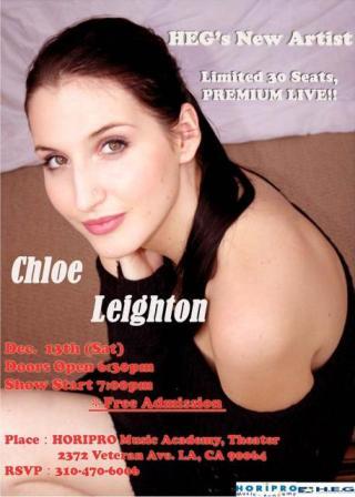 Chloe Leighton Premium Live