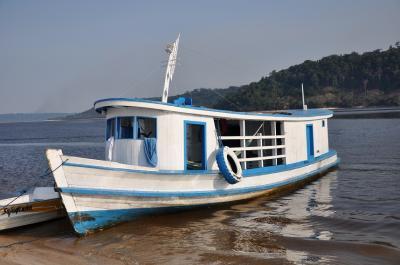 フィッシャーマンボート