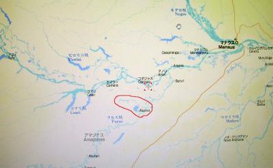 ウアウアク地図A