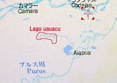 ウアウアク地図B