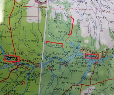 トロンベタス地図