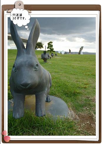 宍道湖ウサギ