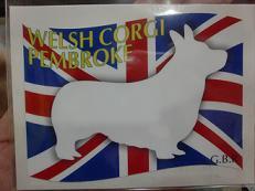 旗 Wコーギーc
