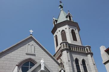 北海道2009 函館 カトリック元町教会