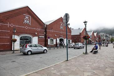 北海道2009 函館 赤レンガ倉庫