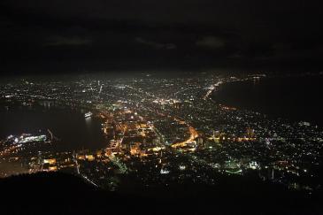 北海道2009 函館山からの夜景