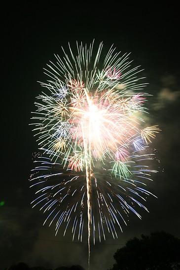 豊橋祇園 2009年 花火 その4