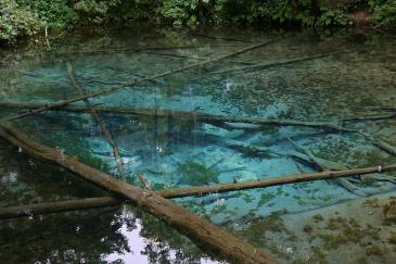 北海道2009 神の子池