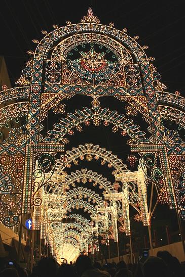 神戸ルミナリエ2008 始まり