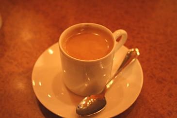 なばなの里 イルミネーション2009 コーヒー