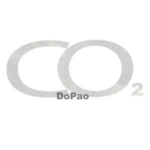 CO2 二酸化炭素 温暖化 オリジナルデザイン