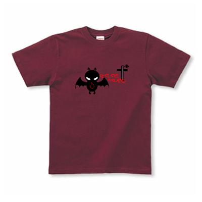 悪魔の心 小悪魔 オリジナルデザイン Tシャツ