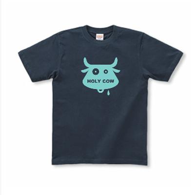 Holy Cow ホーリーカウ オリジナルデザイン ウシ Tシャツ