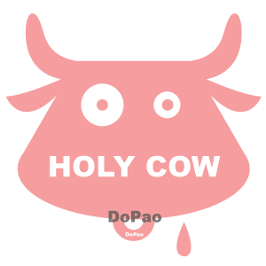 Holy Cow ホーリーカウ オリジナルデザイン ウシ