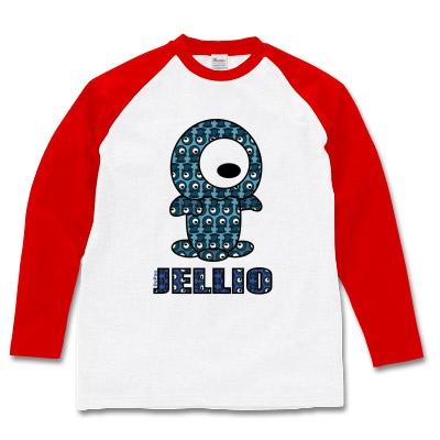 一つ目モンスター ロングTシャツ オリジナルデザイン