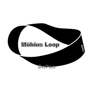 Mobius loop メビウスの輪 オリジナルデザイン