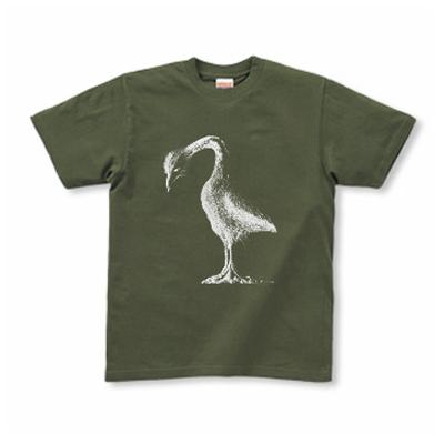 モンスターバード Tシャツ オリジナルデザイン