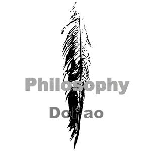 羽と哲学 オリジナルデザイン