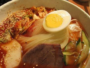 トトリ/盛岡冷麺