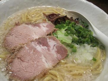 山嵐/白スープ