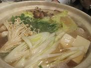 和彩美/鶏鍋