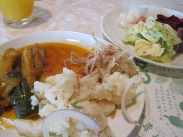 クレス/野菜