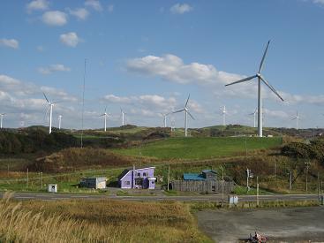 0611苫前風車