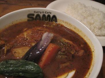 sama/チキン