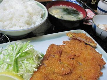 牛太郎/とんかつ定食