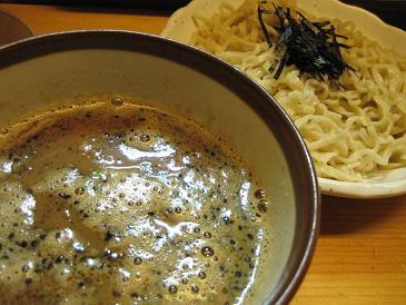 こぶし/つけ麺・黒