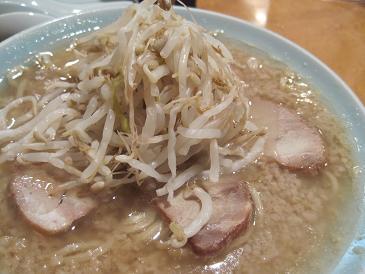 ラーメン二郎/豚ラーメン