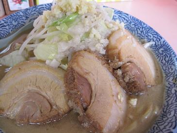 ブタキング/豚ラーメン