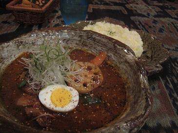 ハルディ/スープカレー・チキン