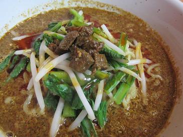 唐韻/担々麺
