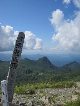 2011夕張岳3