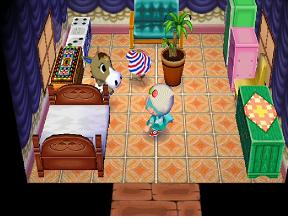 どうぶつの森まきちゃん部屋