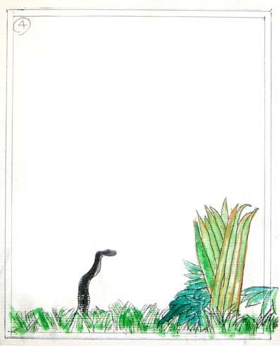 20100118 ルソー 蛇使いの女 #35 013 14cm