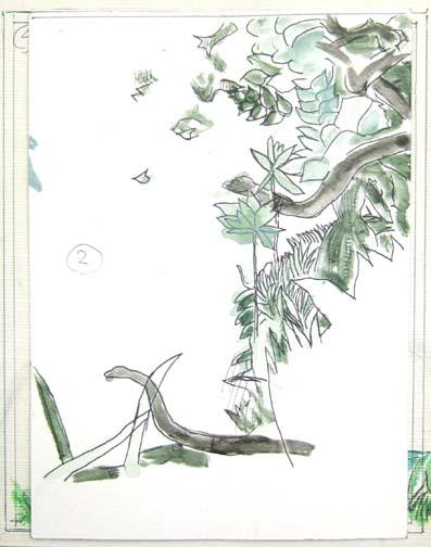 20100118 ルソー 蛇使いの女 #35 016 14cm