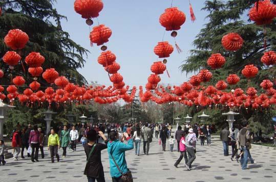 20100325 西安興慶宮公園 002 19cm