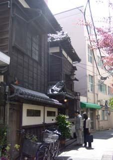 20100421 ステーキ黒澤 001 店 8cm