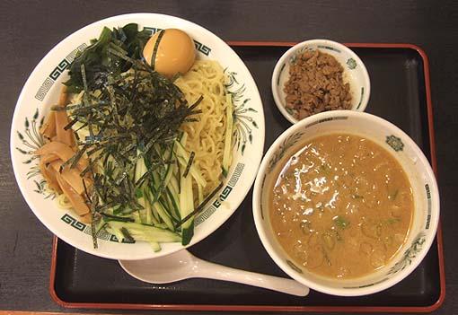 20100814 日高屋 野菜冷麺 001 18cm